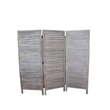 Wholesale Eco-friendly Wood Screen Folding Screen For Room Divider